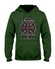 Knights Templar US T-shirt Hooded Sweatshirt thumbnail