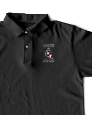 I STAND WITH GOD Limited Editon Classic Polo garment-embroidery-classicpolo-lifestyle-07