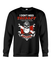 I Just Need To Go Diving Crewneck Sweatshirt tile