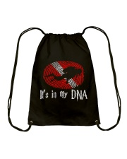 Scuba - It's In My DNA Drawstring Bag thumbnail
