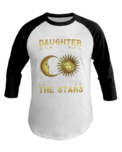 I AM THE DAUGHTER OF SUN AND MOON