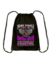 CALL ME COMPLIANCE DIRECTOR GRANDMA JOB SHIRTS Drawstring Bag thumbnail