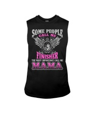 CALL ME FINISHER MAMA JOB SHIRTS Sleeveless Tee thumbnail