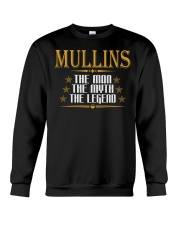 MULLINS THE MAN THE LEGEND SHIRTS Crewneck Sweatshirt thumbnail