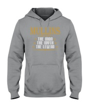 MULLINS THE MAN THE LEGEND SHIRTS Hooded Sweatshirt thumbnail