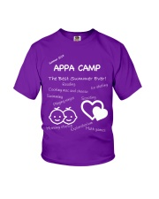 Appa Camp 2019 Youth T-Shirt front