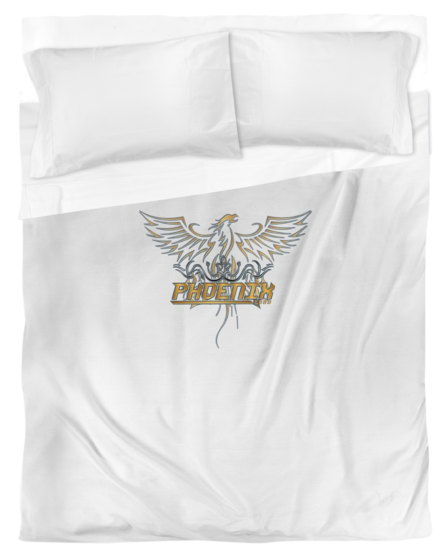 Phoenix Lord Duvet Cover - Twin