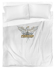 Phoenix Lord Duvet Cover - Twin front