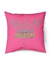 "Phoenix Lord Indoor Pillow - 16"" x 16"" back"