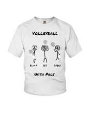 Volleyball With Pals Youth T-Shirt thumbnail