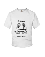Fishing With Pals Youth T-Shirt thumbnail