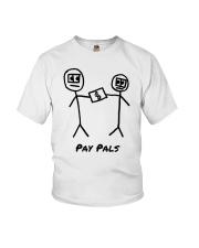 Pay Pals Youth T-Shirt thumbnail