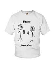 Beers With Pals Youth T-Shirt thumbnail