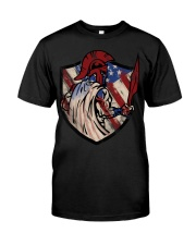 US Spartan shield Premium Fit Mens Tee tile