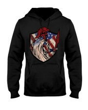 US Spartan shield Hooded Sweatshirt thumbnail