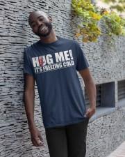 HUG ME Classic T-Shirt apparel-classic-tshirt-lifestyle-front-33