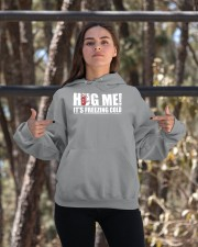 HUG ME Hooded Sweatshirt apparel-hooded-sweatshirt-lifestyle-05