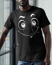 Facial Expression tee 9 Classic T-Shirt apparel-classic-tshirt-lifestyle-front-39