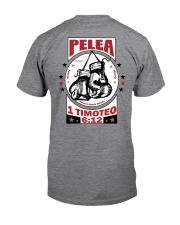 Pelea la buena batalla Classic T-Shirt back