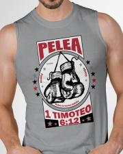 Pelea la buena batalla Sleeveless Tee garment-tshirt-tanktop-detail-front-chest-01