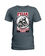 Pelea la buena batalla Ladies T-Shirt thumbnail
