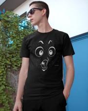 Facial Expression tee 7 Classic T-Shirt apparel-classic-tshirt-lifestyle-17