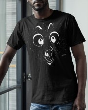 Facial Expression tee 7 Classic T-Shirt apparel-classic-tshirt-lifestyle-front-39