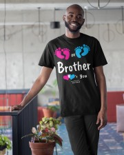 Brother Loves you Classic T-Shirt apparel-classic-tshirt-lifestyle-front-34