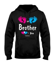 Brother Loves you Hooded Sweatshirt thumbnail