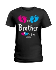 Brother Loves you Ladies T-Shirt thumbnail