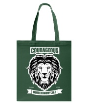 Be Courageous Tote Bag thumbnail