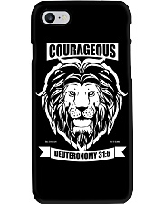 Be Courageous Phone Case thumbnail