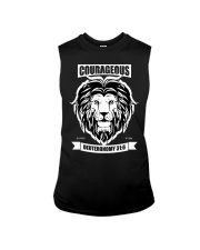 Be Courageous Sleeveless Tee tile
