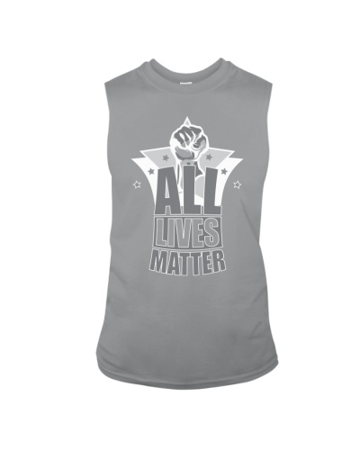ALL LIVES MATTER with FIST