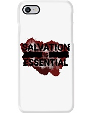 SALVATION IS ESSENTIAL  Phone Case thumbnail