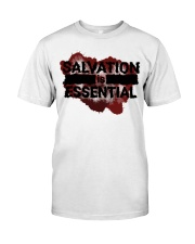 SALVATION IS ESSENTIAL  Classic T-Shirt tile