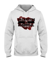 SALVATION IS ESSENTIAL  Hooded Sweatshirt thumbnail