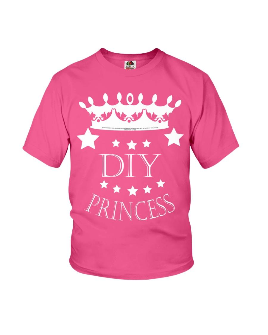 DIY PRINCESS Youth T-Shirt