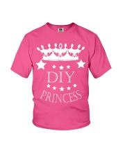 DIY PRINCESS Youth T-Shirt thumbnail