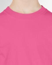DIY PRINCESS Youth T-Shirt garment-youth-tshirt-detail-front-neck-01