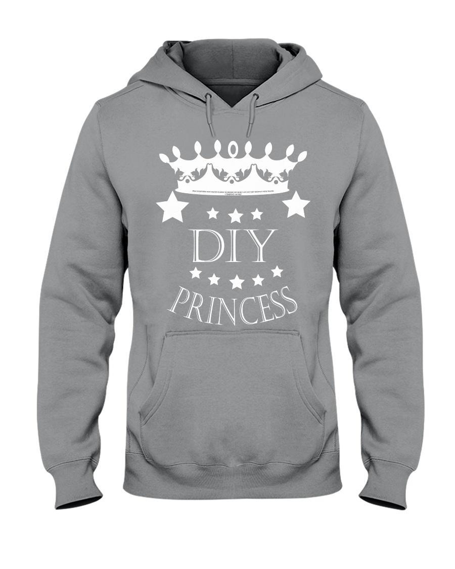 DIY PRINCESS Hooded Sweatshirt