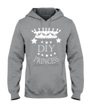 DIY PRINCESS Hooded Sweatshirt thumbnail