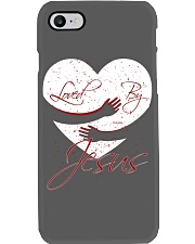 Loved By Jesus Phone Case thumbnail