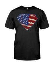 Super Patriot USA Premium Fit Mens Tee tile