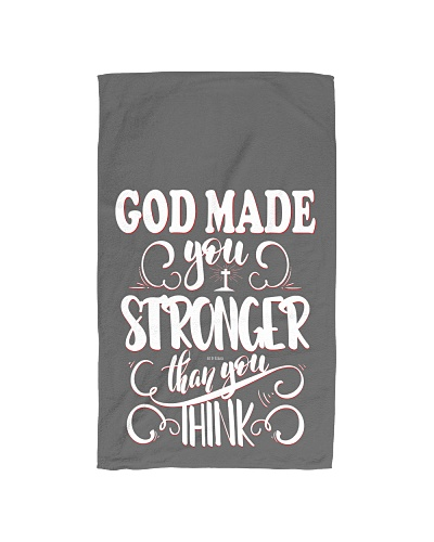 God made you stronger than you think