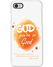 God you re so good Phone Case tile