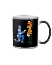 I proposed an she said YES Color Changing Mug thumbnail