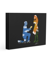 I proposed an she said YES 14x11 Gallery Wrapped Canvas Prints thumbnail