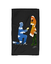 I proposed an she said YES Hand Towel thumbnail