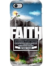Faith to move Mountains Phone Case thumbnail